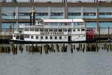 Pier 40 & Queen of Hearts River Boat