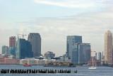 Jersey City Skyline from Christopher Street Pier