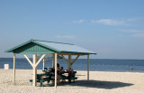 Fort Island Gulf Beach Area, Florida