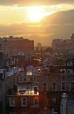At Sunset - West Greenwich Village