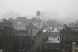 Afternoon Rain Storm - West Greenwich Village