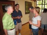 Bob, DrTJohn and Martha