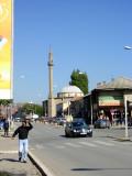 Pristina, Kosovo. 2008