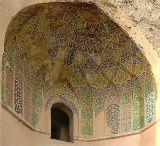 Asif Khan's Tomb - Mihrab - P1300031.jpg