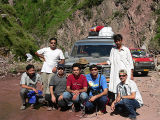 Group Photo with our car - P1280376.jpg