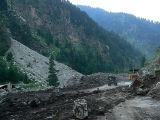 Another major landslide between Mahandri and Kaghan, Kaghan Valley - P1280510.jpg