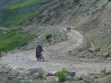 Some daring bikers were there as well - DSC00340.jpg