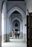 Corridors of the main building, GCU, Lahore - P1140768.jpg