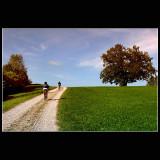... on the bike in German Bavaria... II