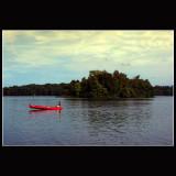 ... At the lake ...