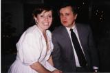 At a friends wedding 1989