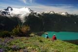 Garibaldi Provincial Park, Summer