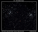 C14 The Double Cluster in Perseus