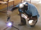 don't look  (welding)