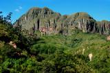 Mountain Ridge near Las Cuevas, between Santa Cruz and Samaipata