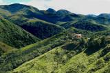 Mountain vista near Las Cuevas, between Santa Cruz and Samaipata