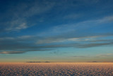 Salar de Uyuni Sunrise