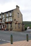 The Fleece Inn on Stamford Street in Mossley, Lancashire