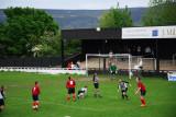Stamford Arms v The Fleece Football Final at  Mossley Football Club