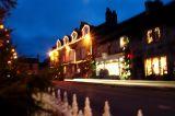 Christmas Lights in Castleton