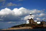 Coquet Island off the coast of Northumberland
