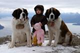 Gordo,Mari,Fofô e Rita no Cerro Otto
