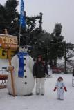 Boneco de neve,Helô e Mari