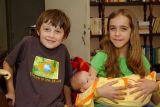 Mateus, Mariana e Helena