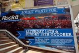 Outdoor poster for Rockit 4