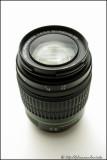 Pentax DA 50-200mm lens and test shots