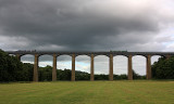Thomas Telford's Pontcysyllte Aqueduct (started 25th July 1795)