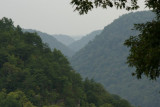 New River Gorge From Hawks Nest S.P.