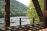 Bridge over the New River