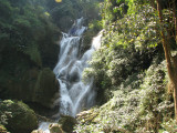 Kouangsi Falls near Luang Prabang