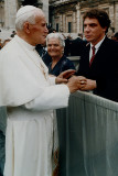 Emilio Scotto & Papa Juan Pablo