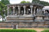 Halebidu - Nandi structure