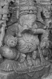 Ganesha, Halebidu