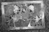 The galloping warrior, Halebidu