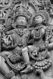 Shiva Parvathi, Halebidu