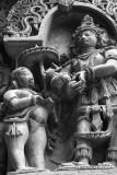 Vishnu avatar, Vamana - Halebidu