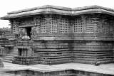 Temple with the latticed windows, Halebidu