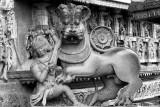 Sala, Hoy! Hoysala emblem, Belur