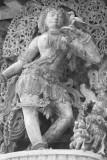 Shilabalika - Lady with parrot, Belur