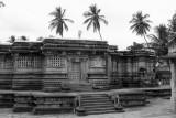 Kappe Chennigraya temple, Belur