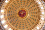 The Captiol Dome  - largest by volume in the US