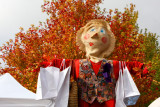Illinois - Palatine Farmer's Market - Mrs. Scarecrow, Fall Colors