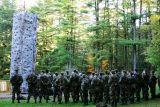 National Guard training, Shaver's Creek, PA
