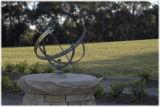 Broken sundial