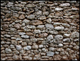 Old housewall