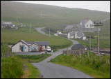 The mainroad at Fetlar